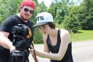 Camera Work in Film Camp