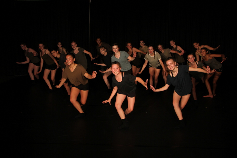 Company/Competitive dancers Dance Camp