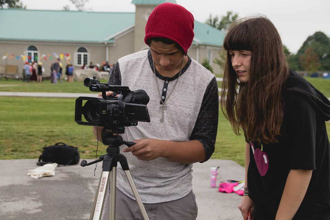 Film Camp for Japanese Film Making