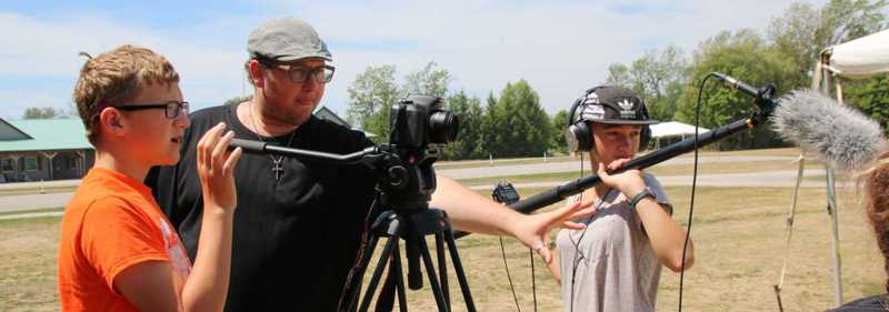 Film and Video Camps
