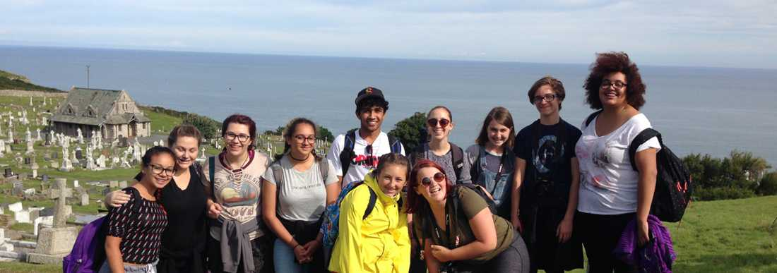 International Arts Tours for Teens