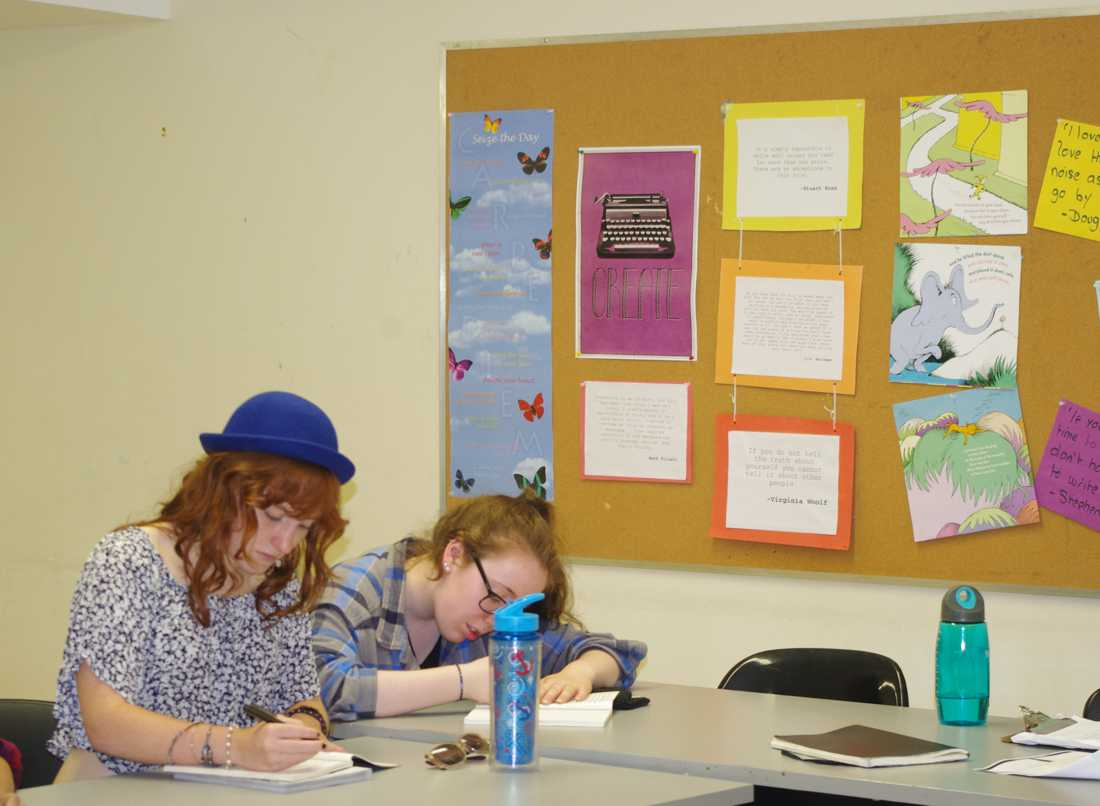 creative writing classes for kids Uw summer youth programs are designed for curious children and teens who  want  cultures through daily classes in art, science, creative writing and drama.