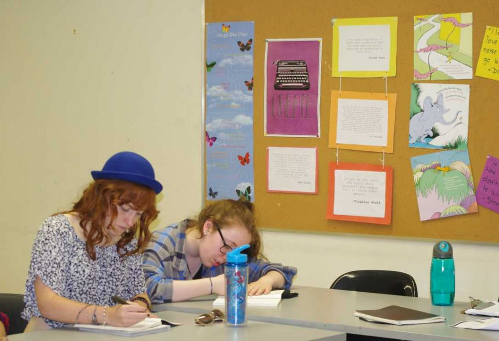 Writing Summer Camps for Youth and Teens